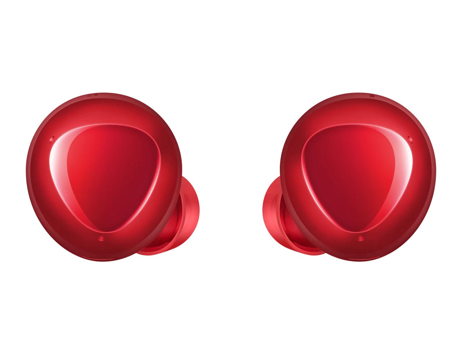 Наушники Samsung Galaxy Buds + Red SM-R175NZRASER  - 3