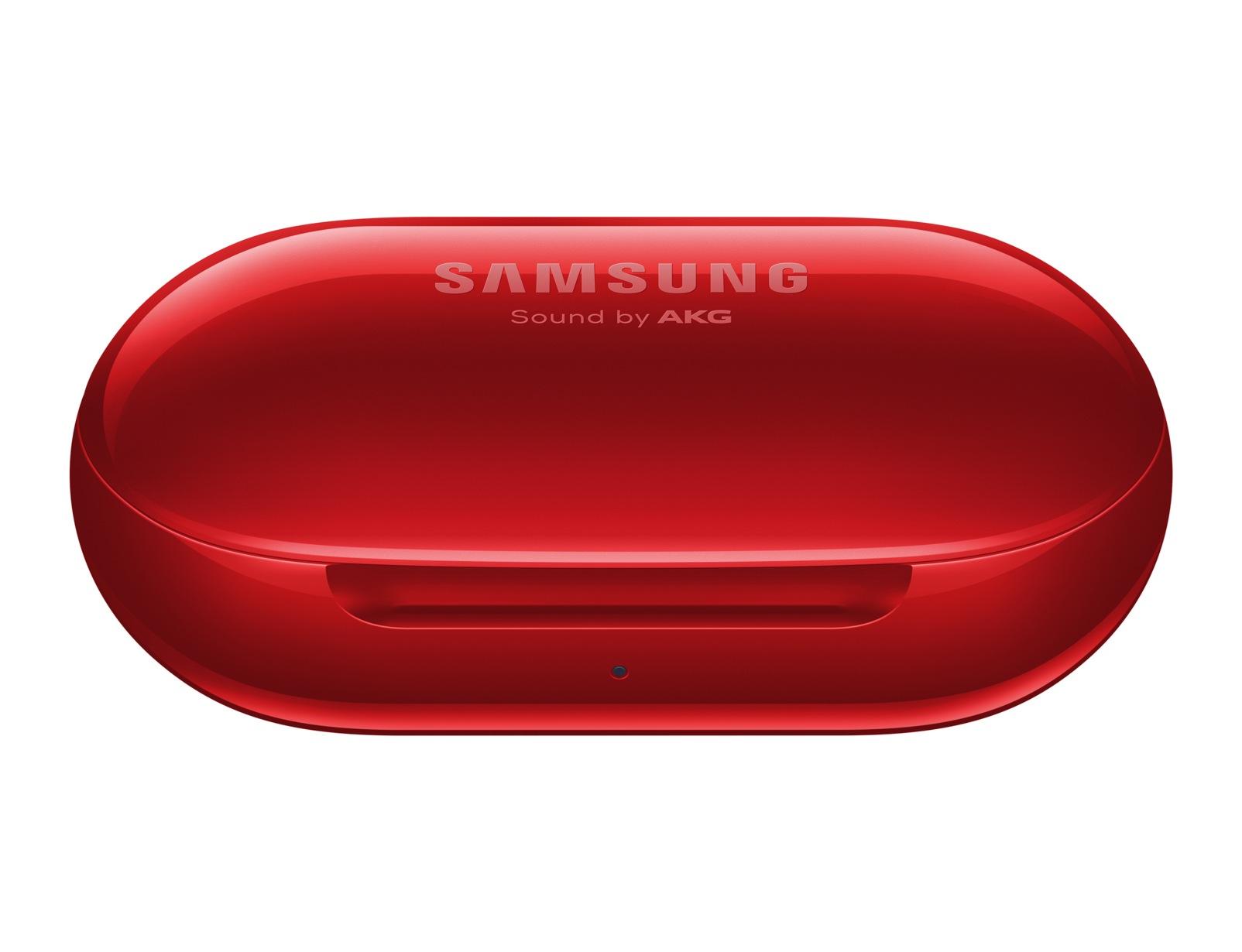Наушники Samsung Galaxy Buds + Red SM-R175NZRASER  - 5