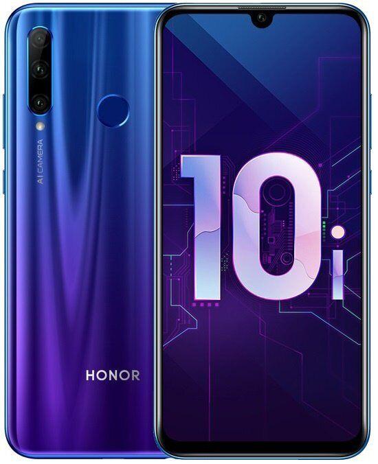 HONOR 10i 4/128GB Blue