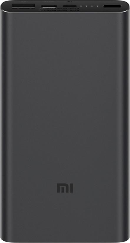 Power Bank Xiaomi Mi 3 10000 mAh Black / VXN4274GL  - 1