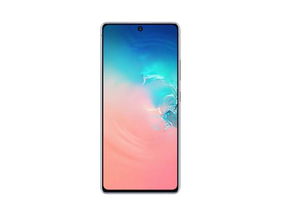 Samsung Galaxy S10 Lite - (SM-G770) White - 1