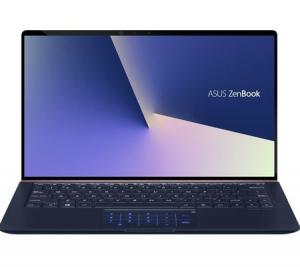 Noutbuk Asus ZenBook 14 UX433FA-A5307 i5/8/intel/512/free/blue