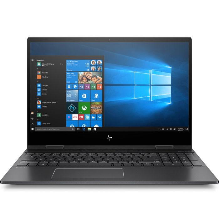 Noutbuk HP ENVY x360 Convertible 15-ds0003ur r7/16/amd/512/win10/bl