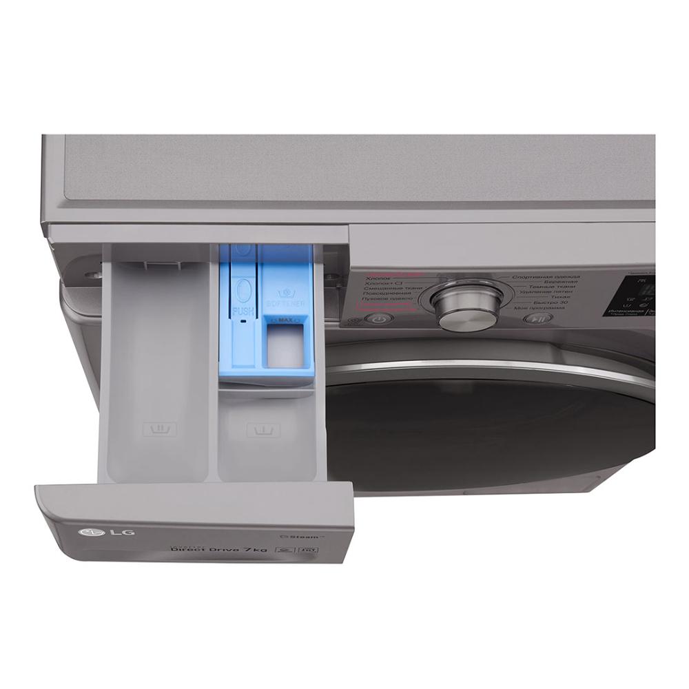 Стиральная машина LG F2J6HS8S   - 5