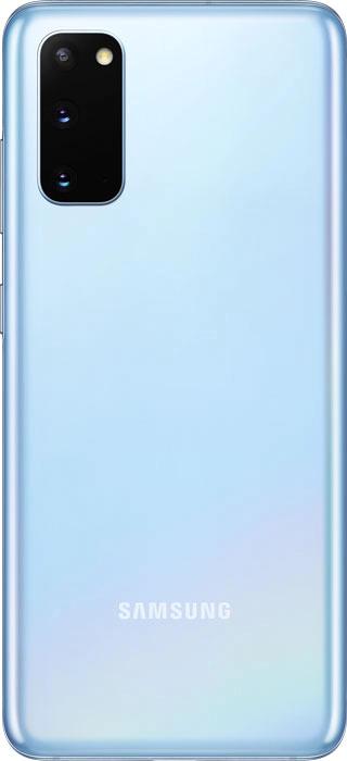 Samsung Galaxy S20 DUAL (SM-G980F) Light  Blue - 4