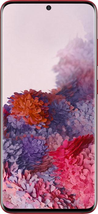 Samsung Galaxy S20 DUAL (SM-G980F) Red - 2