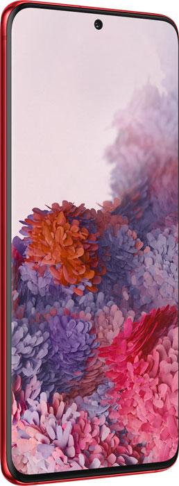 Samsung Galaxy S20 DUAL (SM-G980F) Red - 3