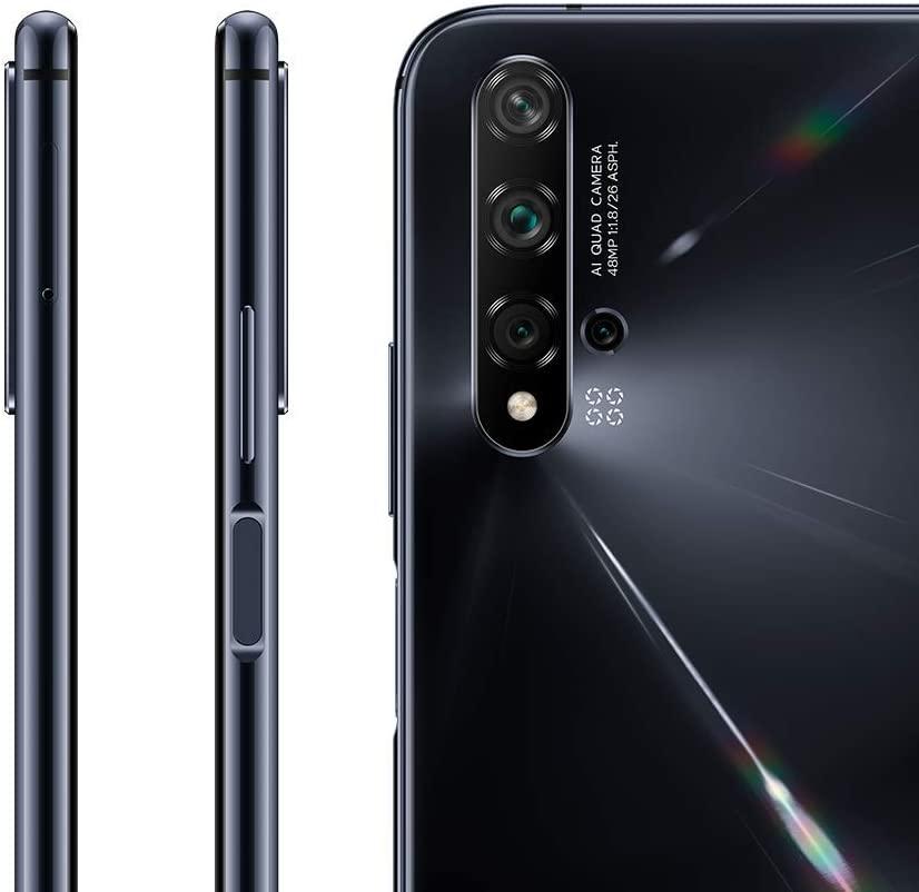 Huawei Nova 5T 6/128GB black - 4