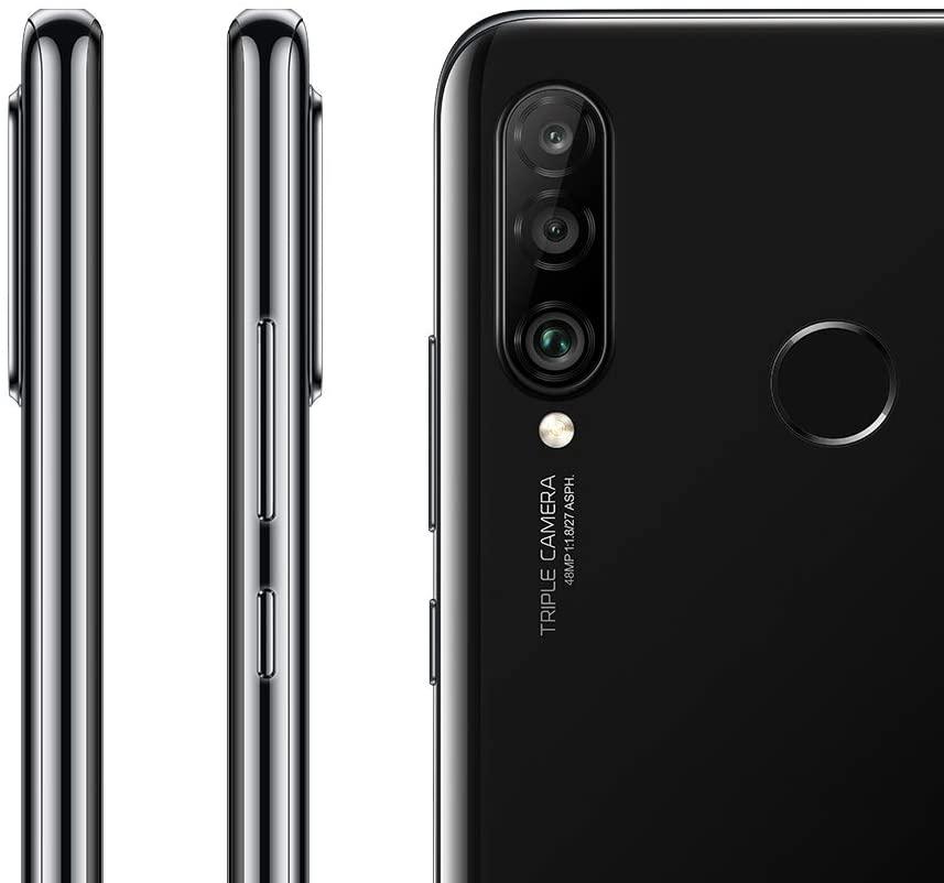 Huawei P30 Lite 6/256GB black - 4