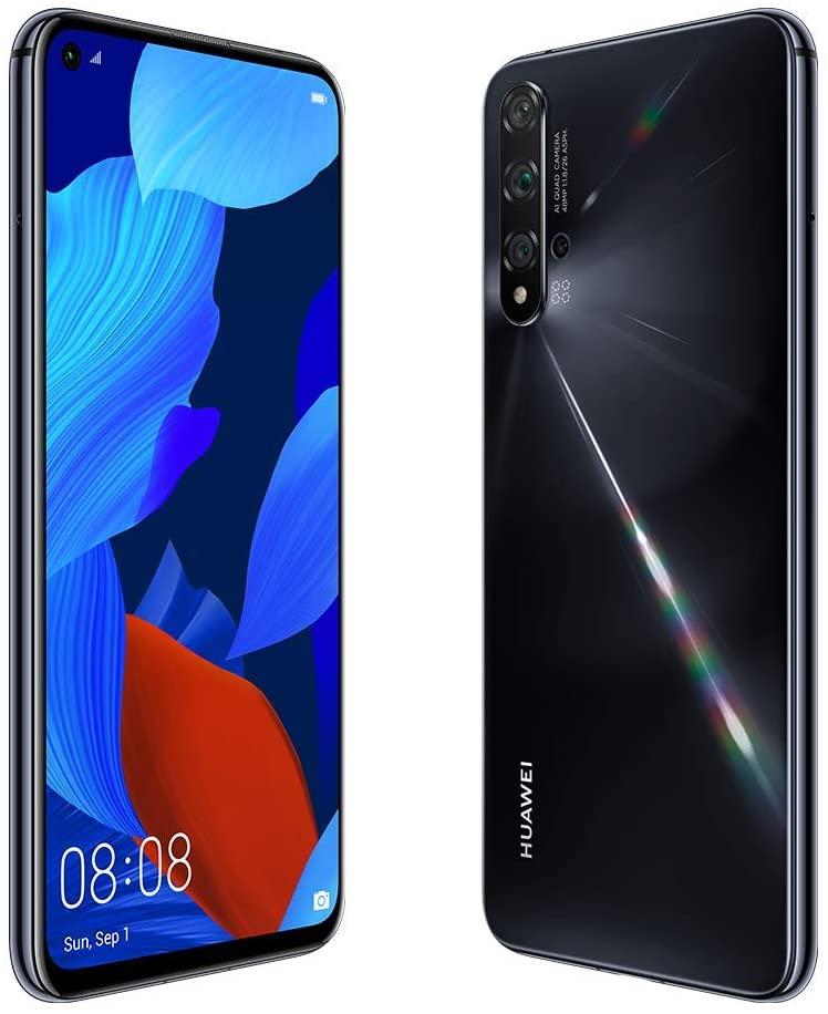 Huawei Nova 5T 6/128GB black - 3