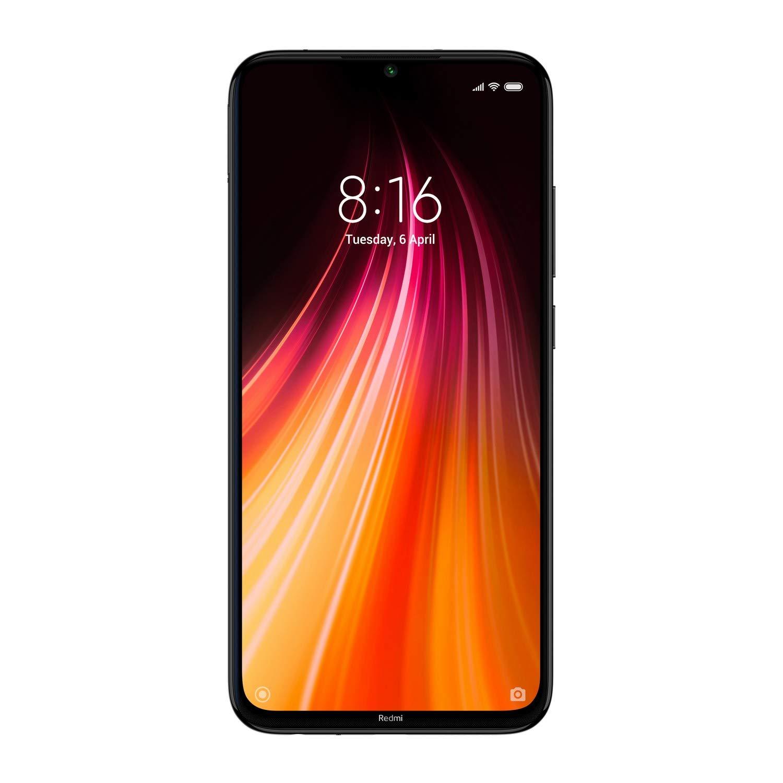 Xiaomi Redmi Note 8 4/128GB BLACK - 1
