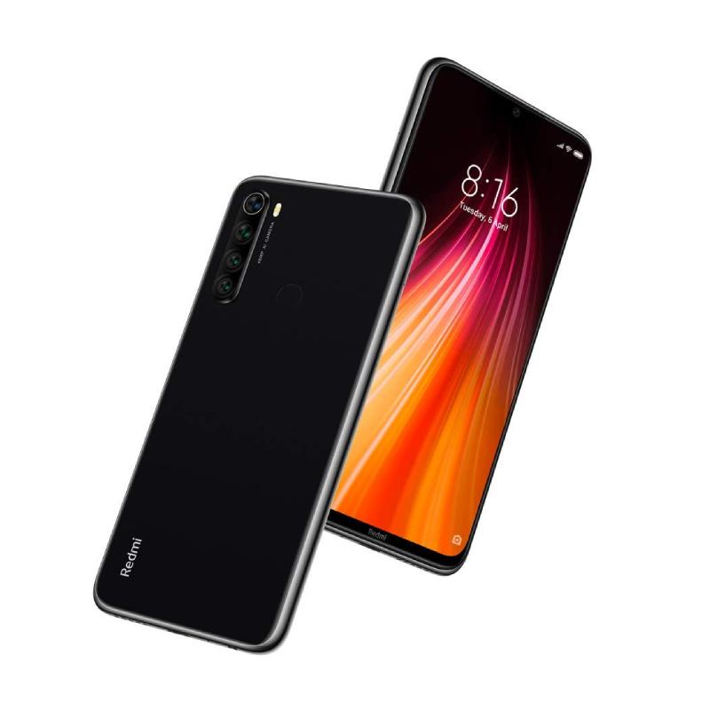 Xiaomi Redmi Note 8 4/128GB BLACK - 2