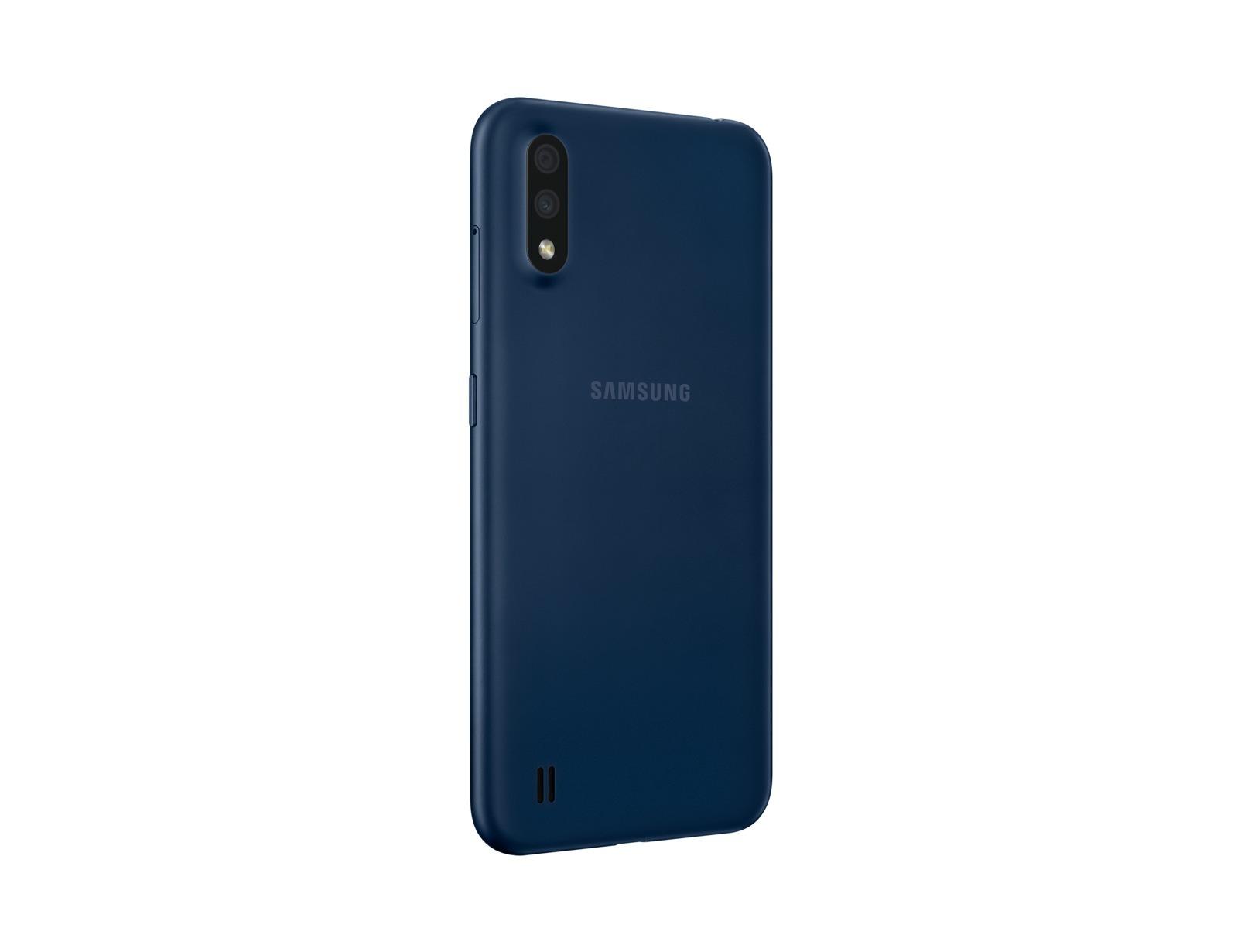 Samsung galaxy A01 (SM-A015) Blue - 3