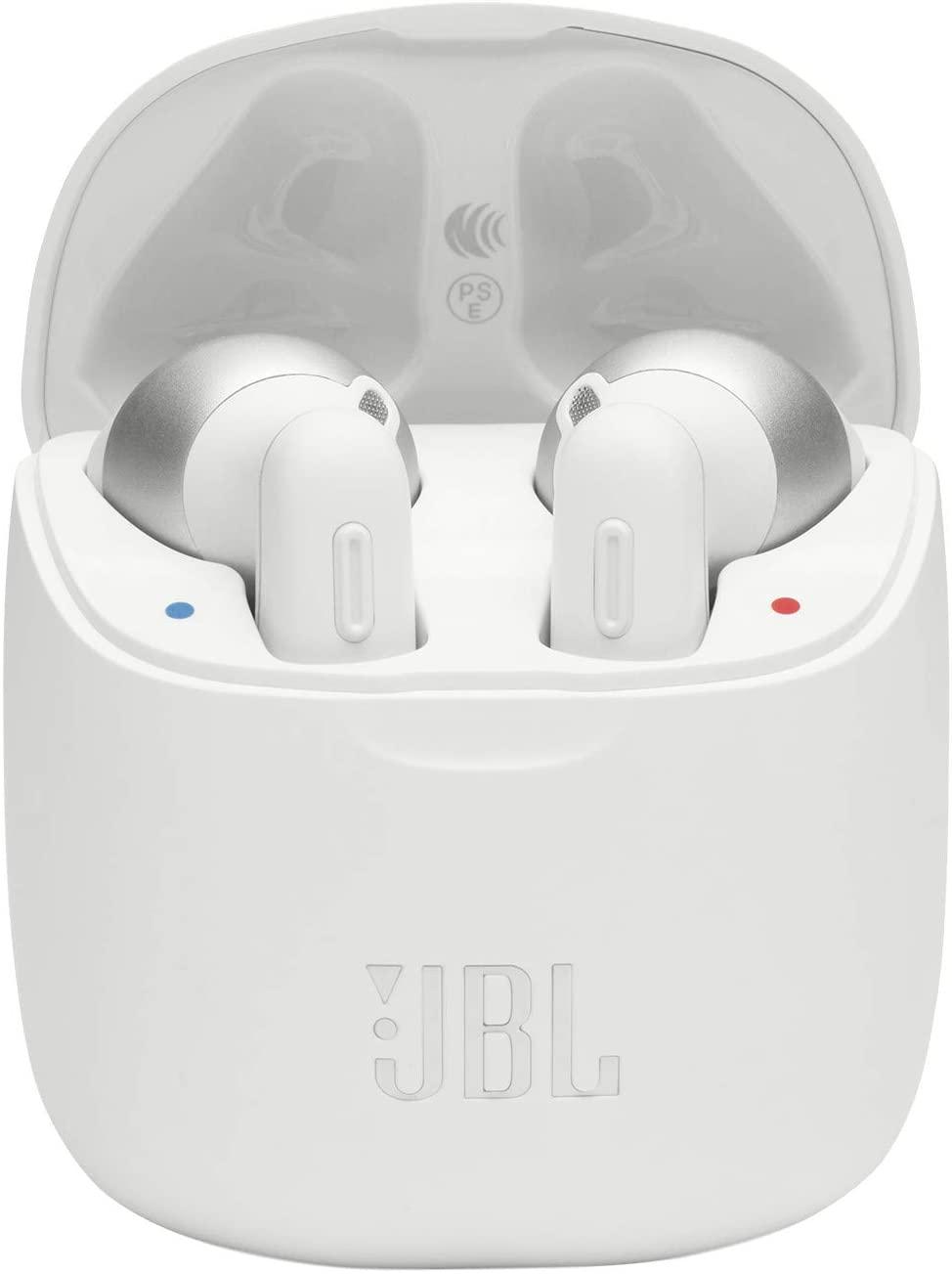 Qulaqlıq  JBL T220 White