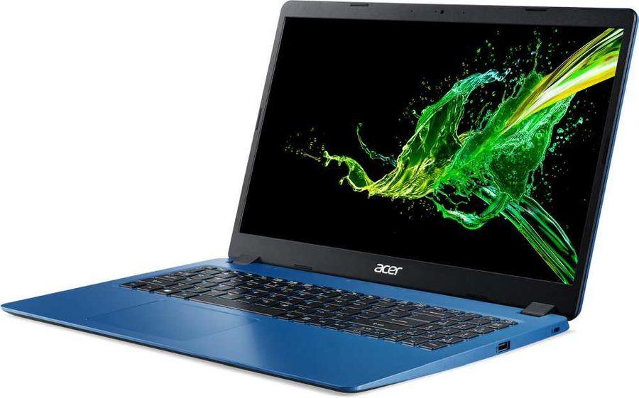 Noutbuk Acer Aspire 3 i3/4/nv2/1tb/free/blue