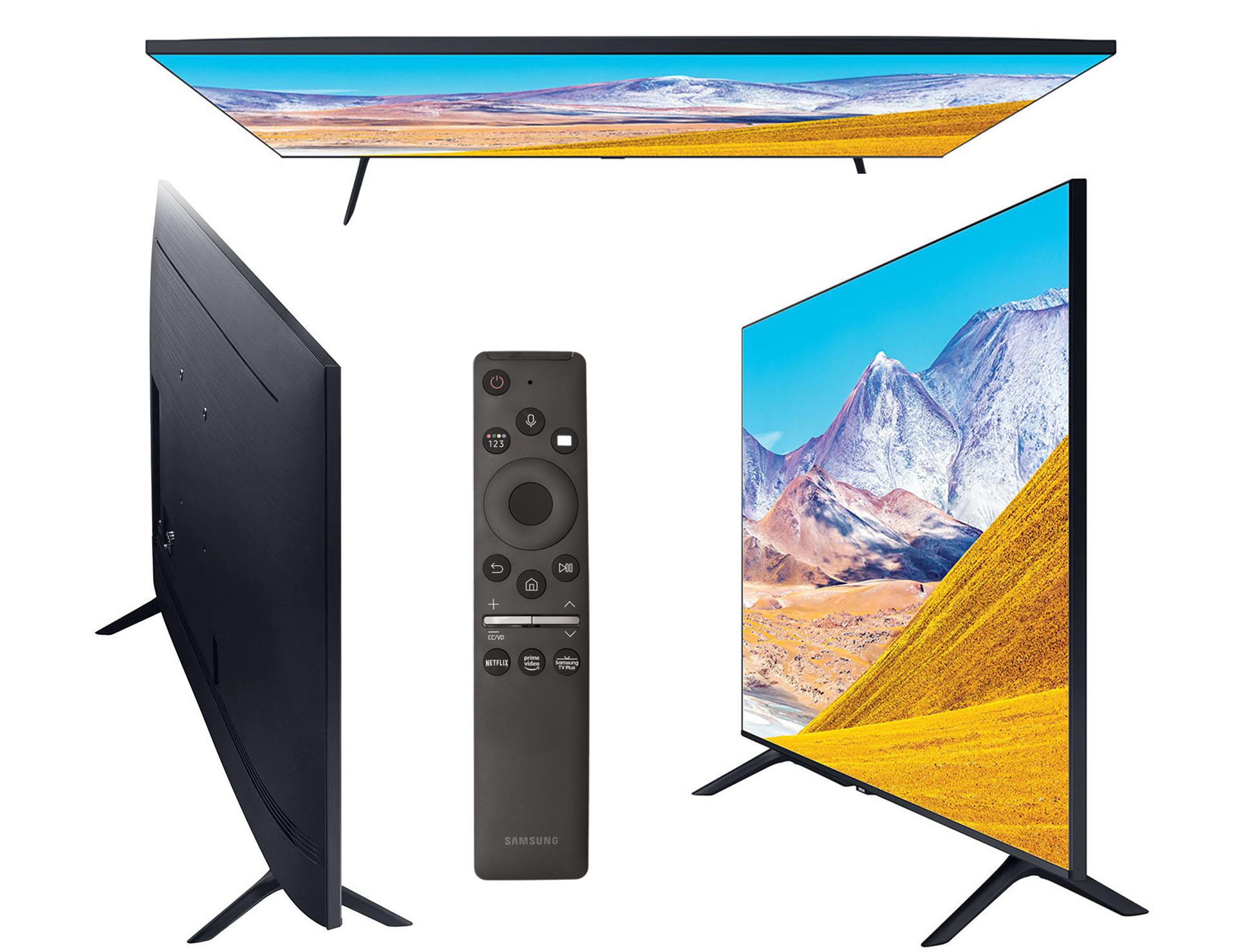 Televizor Samsung LED UE43TU8000UXRU  - 5