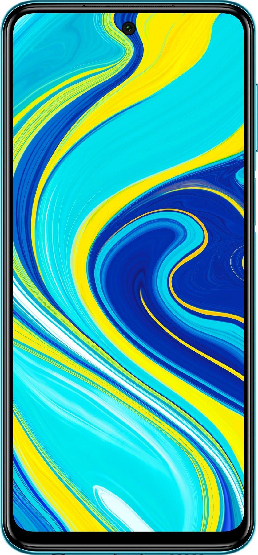 Xiaomi Redmi Note 9S 6GB/128GB BLUE - 1