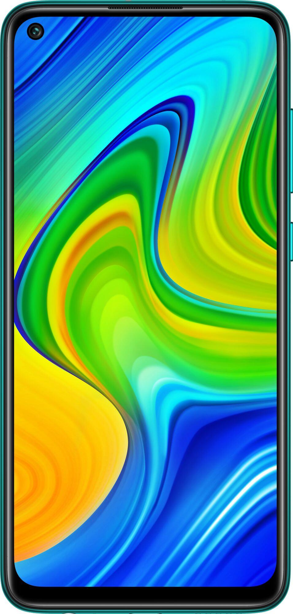 Xiaomi Redmi Note 9 3GB/64GB green - 1