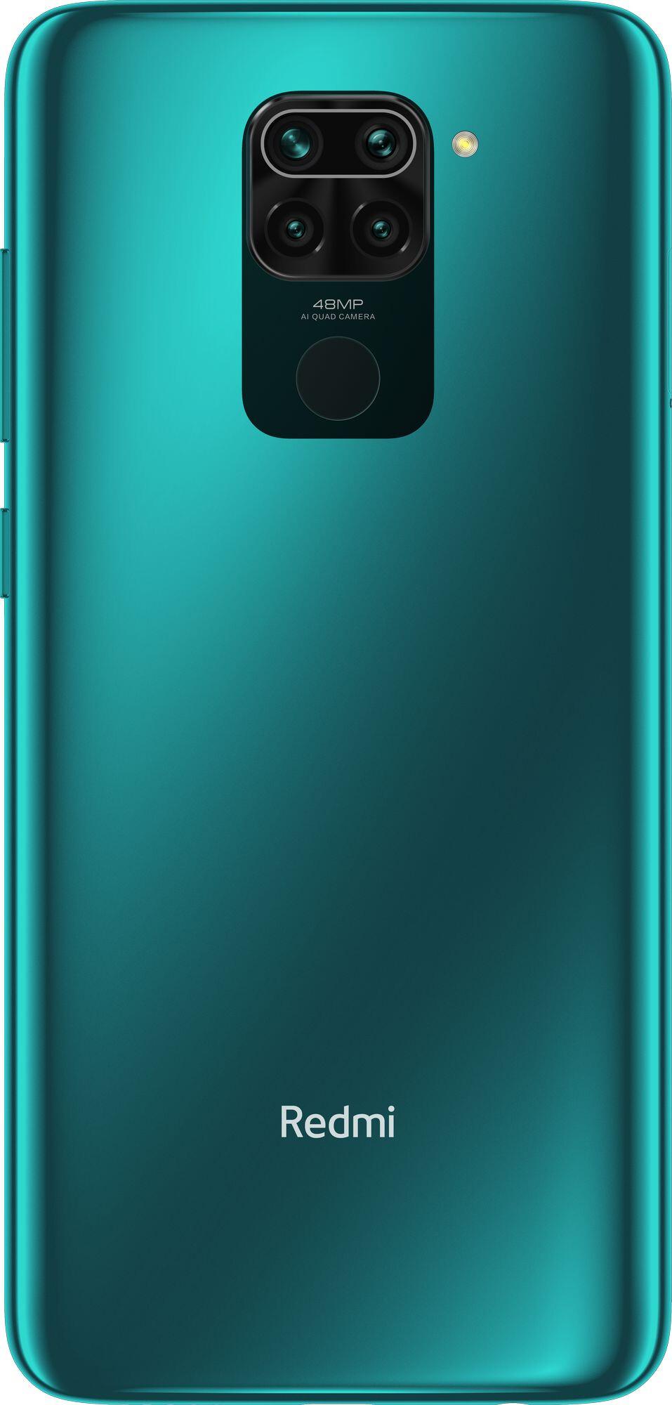 Xiaomi Redmi Note 9 3GB/64GB green - 3