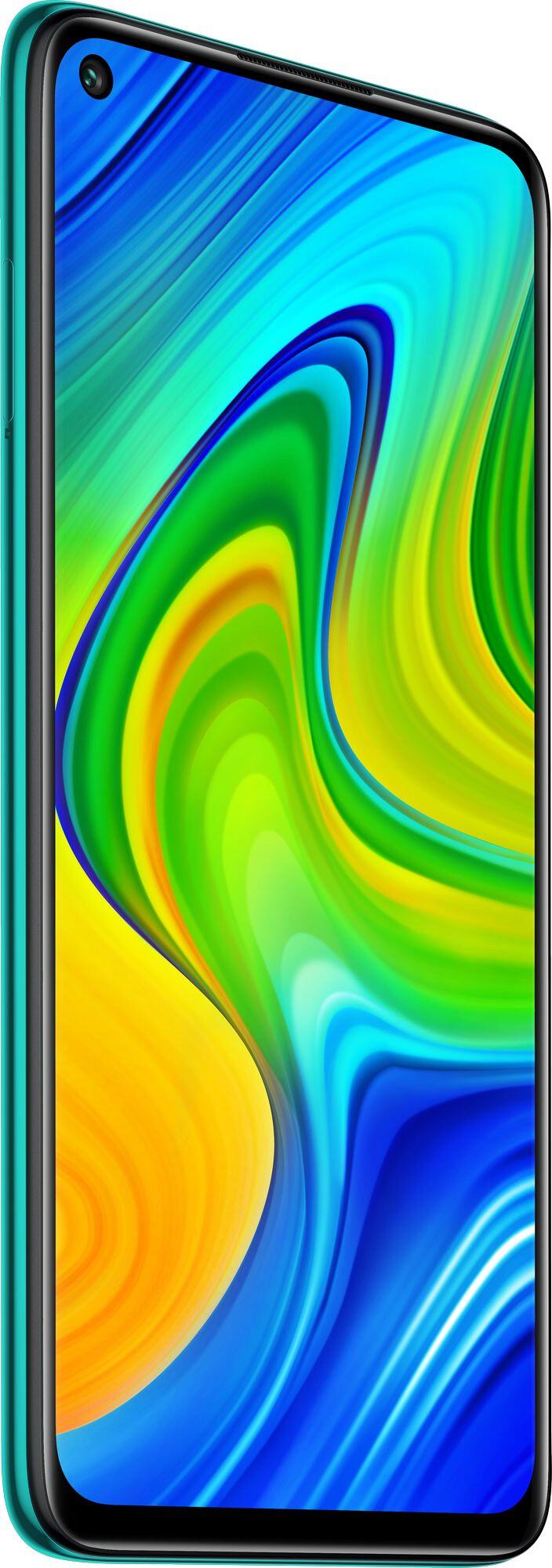 Xiaomi Redmi Note 9 3GB/64GB green - 2