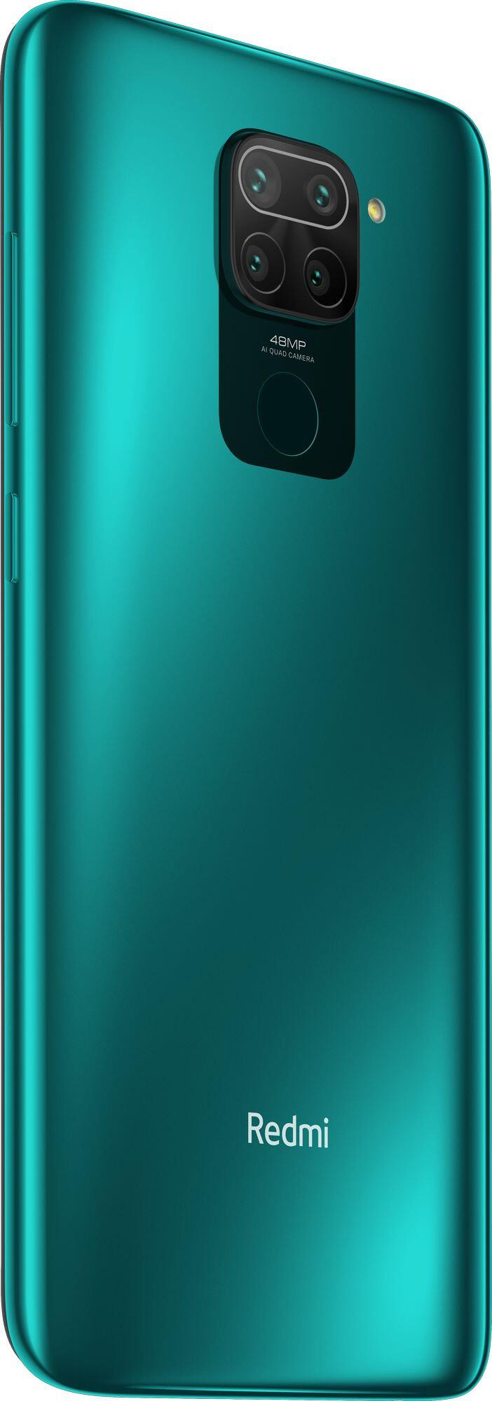 Xiaomi Redmi Note 9 3GB/64GB green - 4
