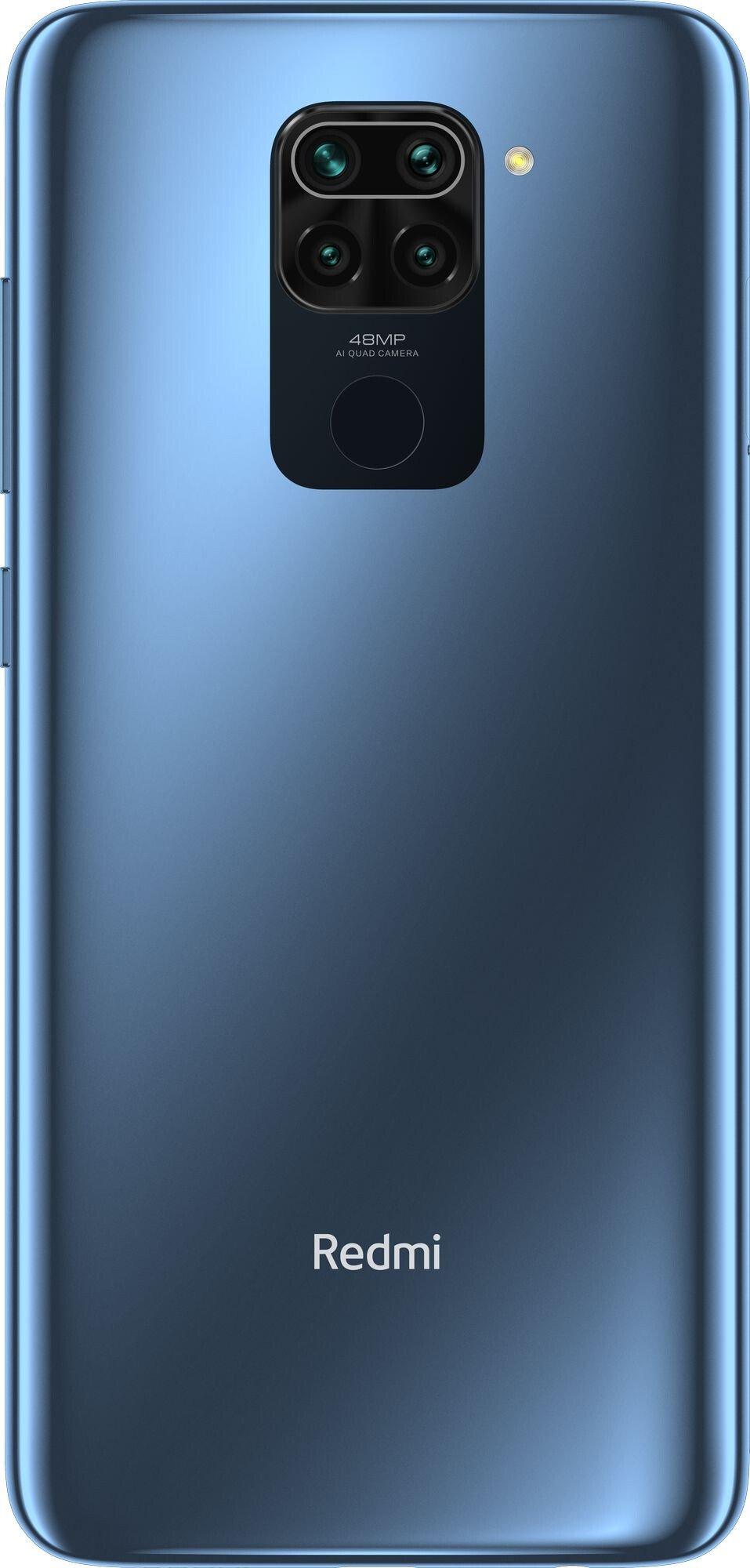 Xiaomi Redmi Note 9 4GB/128GB grey - 3