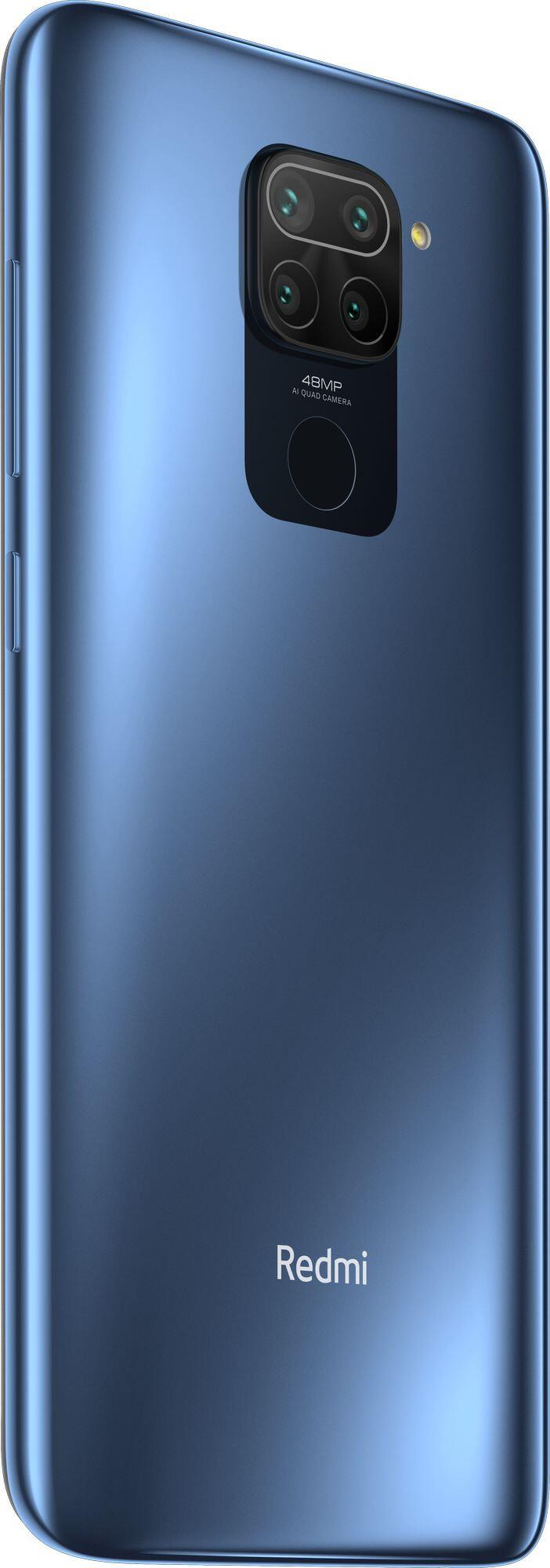 Xiaomi Redmi Note 9 4GB/128GB grey - 4
