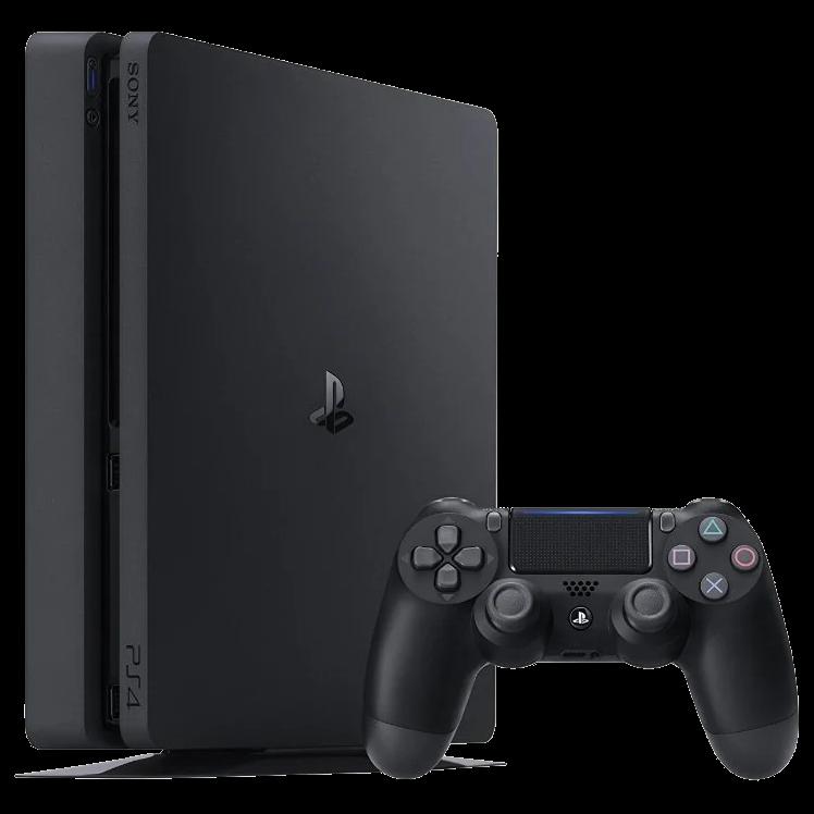 PlayStation4 1TB + 3 Games + PS Plus Black - 2