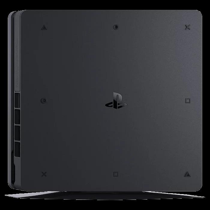 PlayStation4 1TB + 3 Games + PS Plus Black - 4