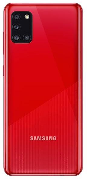 Samsung Galaxy A31 DS (SM-A315) 128GB RED - 2
