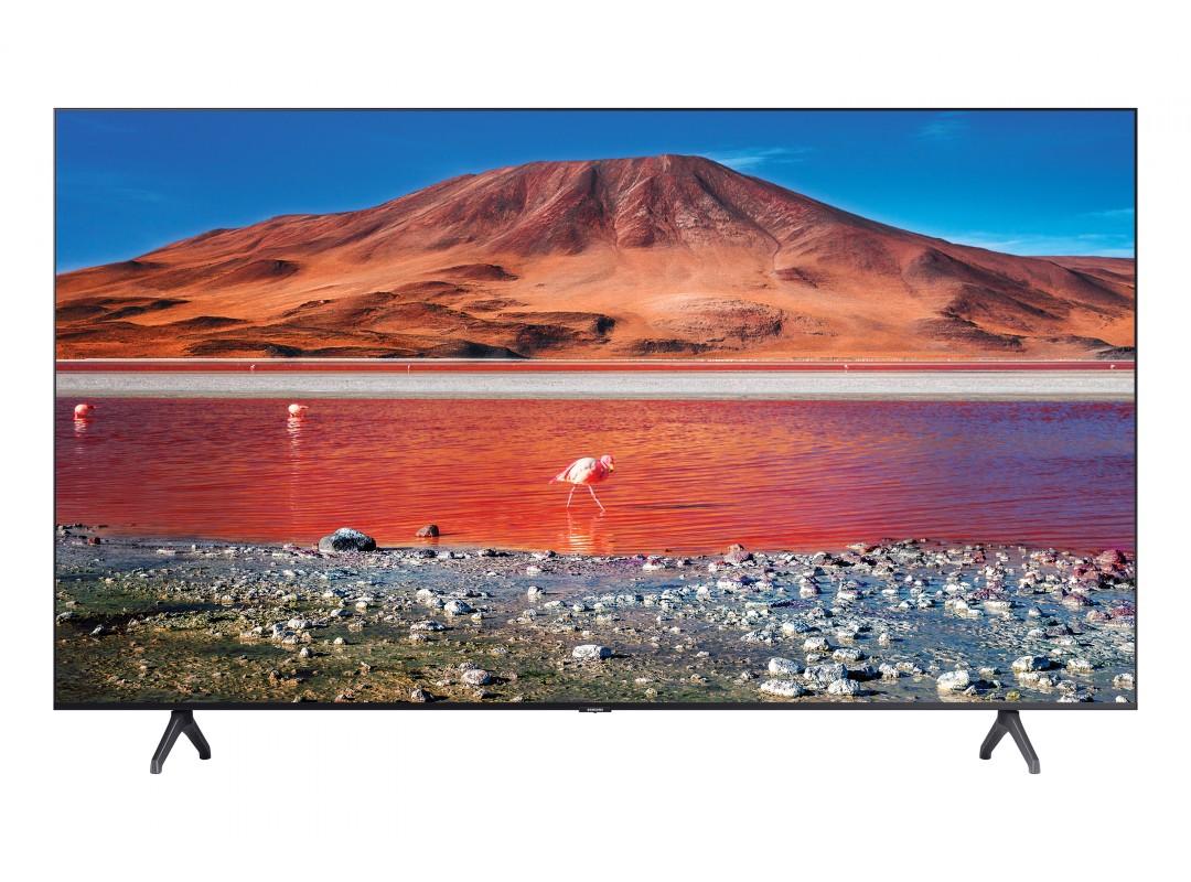 Телевизор Samsung LED UE55TU7170UXRU  - 1