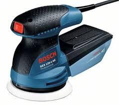 Шлифмашина Bosch GEX 125-1AE