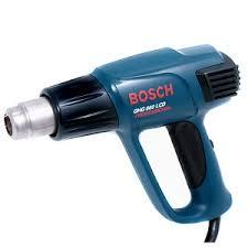 Texniki fen Bosch GHG 660 LCD