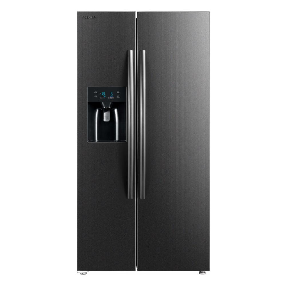 Холодильник Toshiba GR-RS508WE-PMJ(06)  - 1