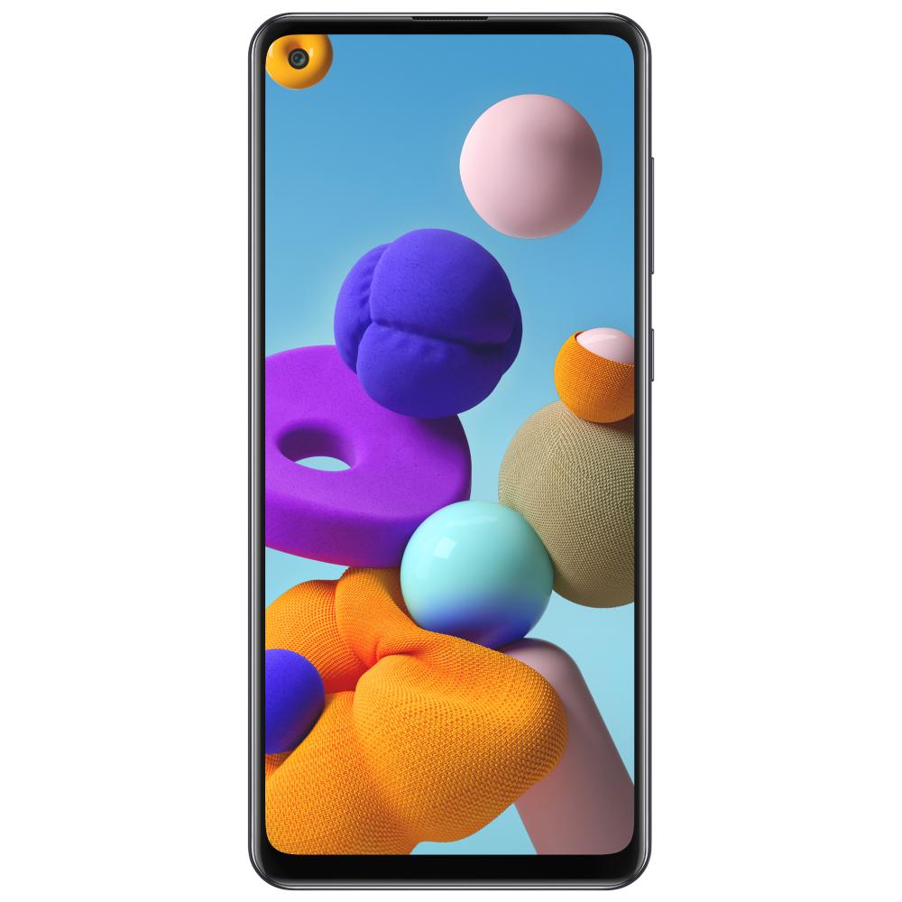 Samsung Galaxy A21s DS (SM-A217) 32GB Black - 2