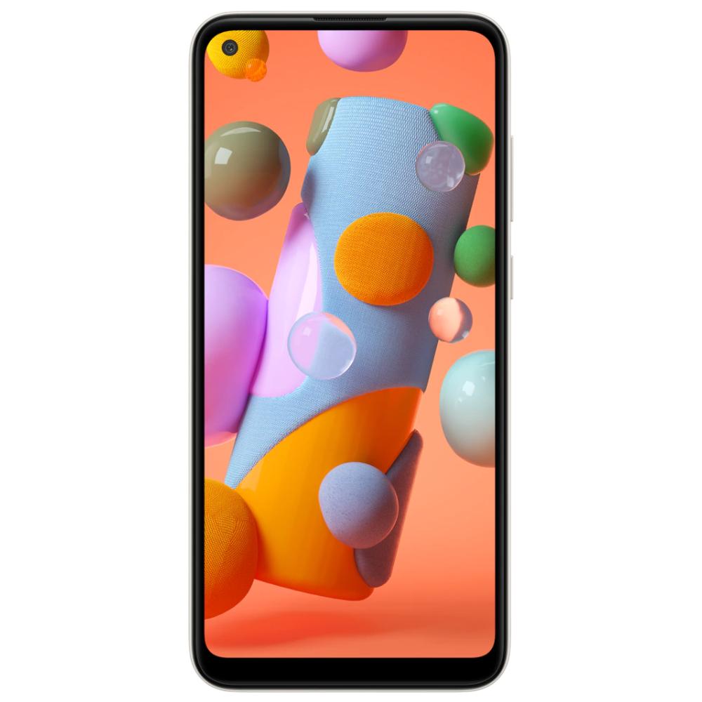 Samsung Galaxy A11 (SM-A115) White - 1