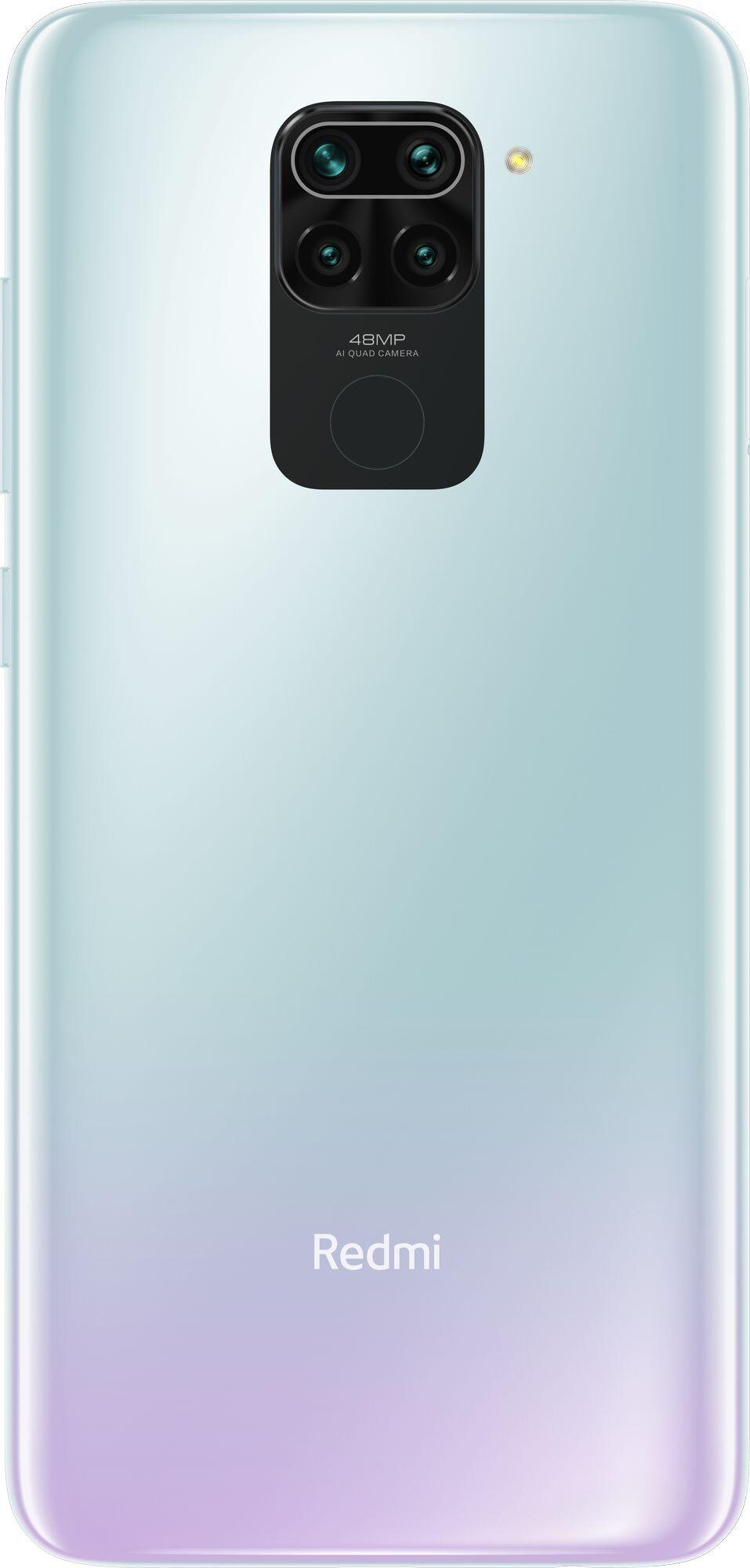 Xiaomi Redmi Note 9 3GB/64GB White - 3
