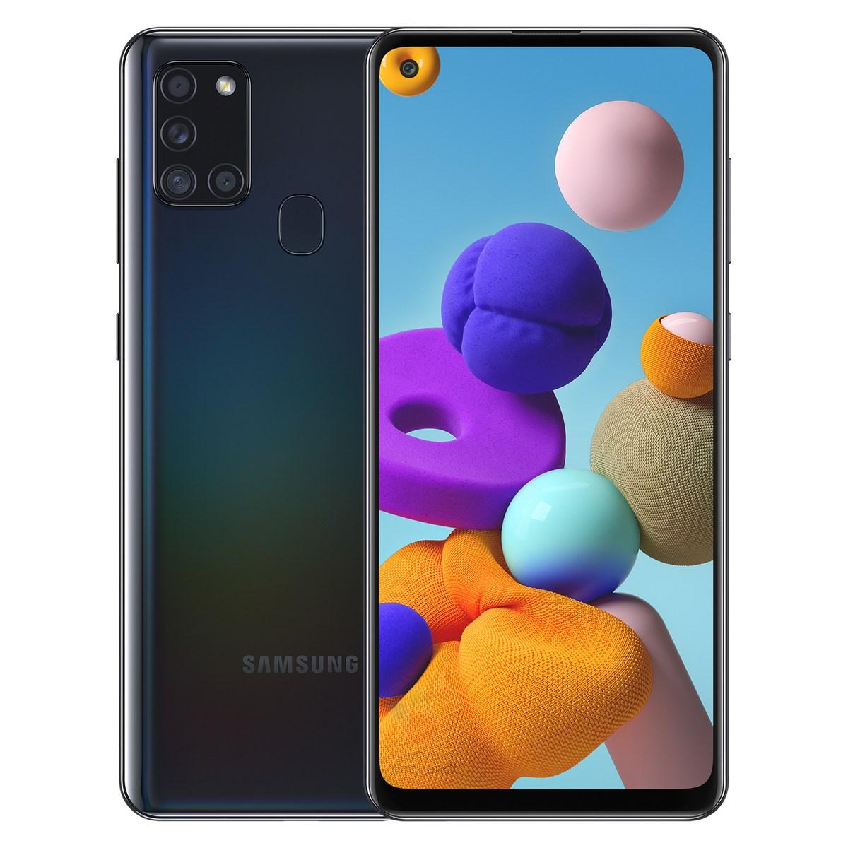 Samsung Galaxy A21s DS (SM-A217) 32GB Black - 1