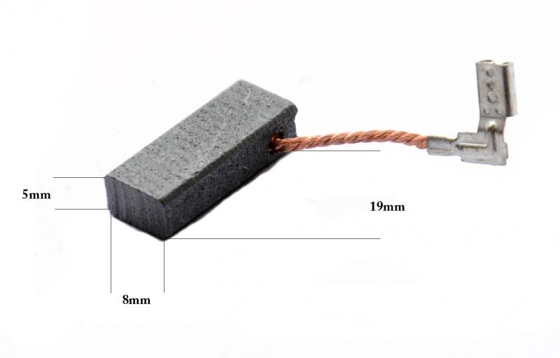 Drel üçün kömür BOSCH.1-617-000-525