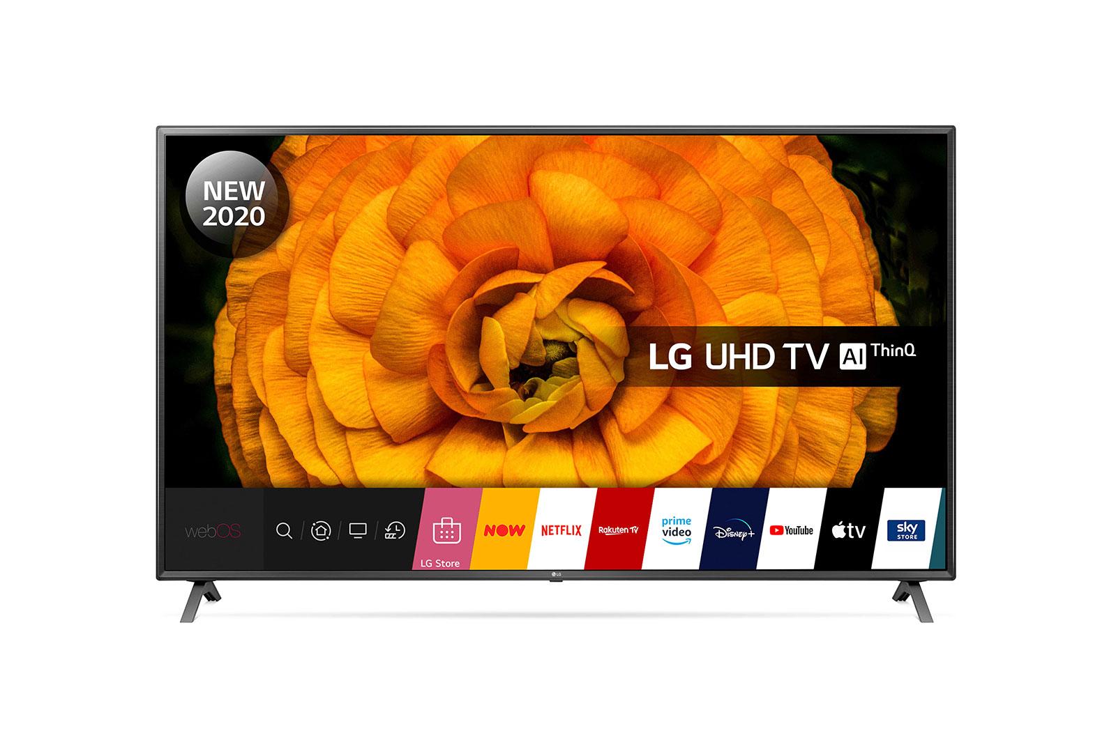 Televizor LG LED 86UN85006LA  - 1