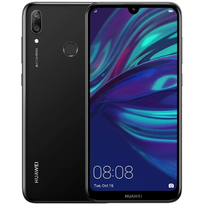 Huawei Y7 2019 4/64GB BLACK