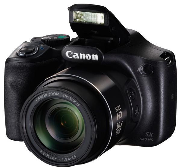 Fotoaparat Canon POWERSHOT SX540
