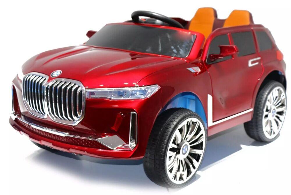 Elektromobil BMW X7 Red