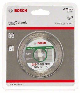 Laqonda üçün disk  BOSCH 76 MM