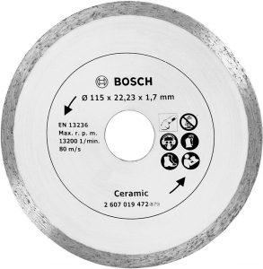 Laqonda üçün disk  BOSCH 115 MM