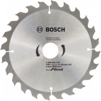 Elektrik Mişar üçün disk  BOSCH EC-WO-H190X30-24T