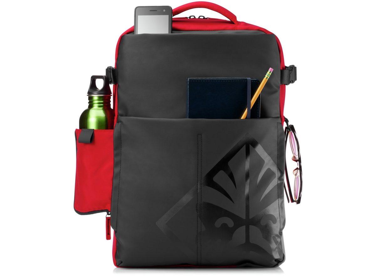 Çanta HP OMEN Red Gaming BackPack 17'3 4YJ80AA