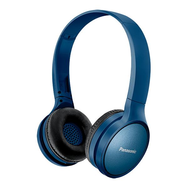 Qulaqlıq Panasonic RP-HF410BGCA Bluetooth Blue