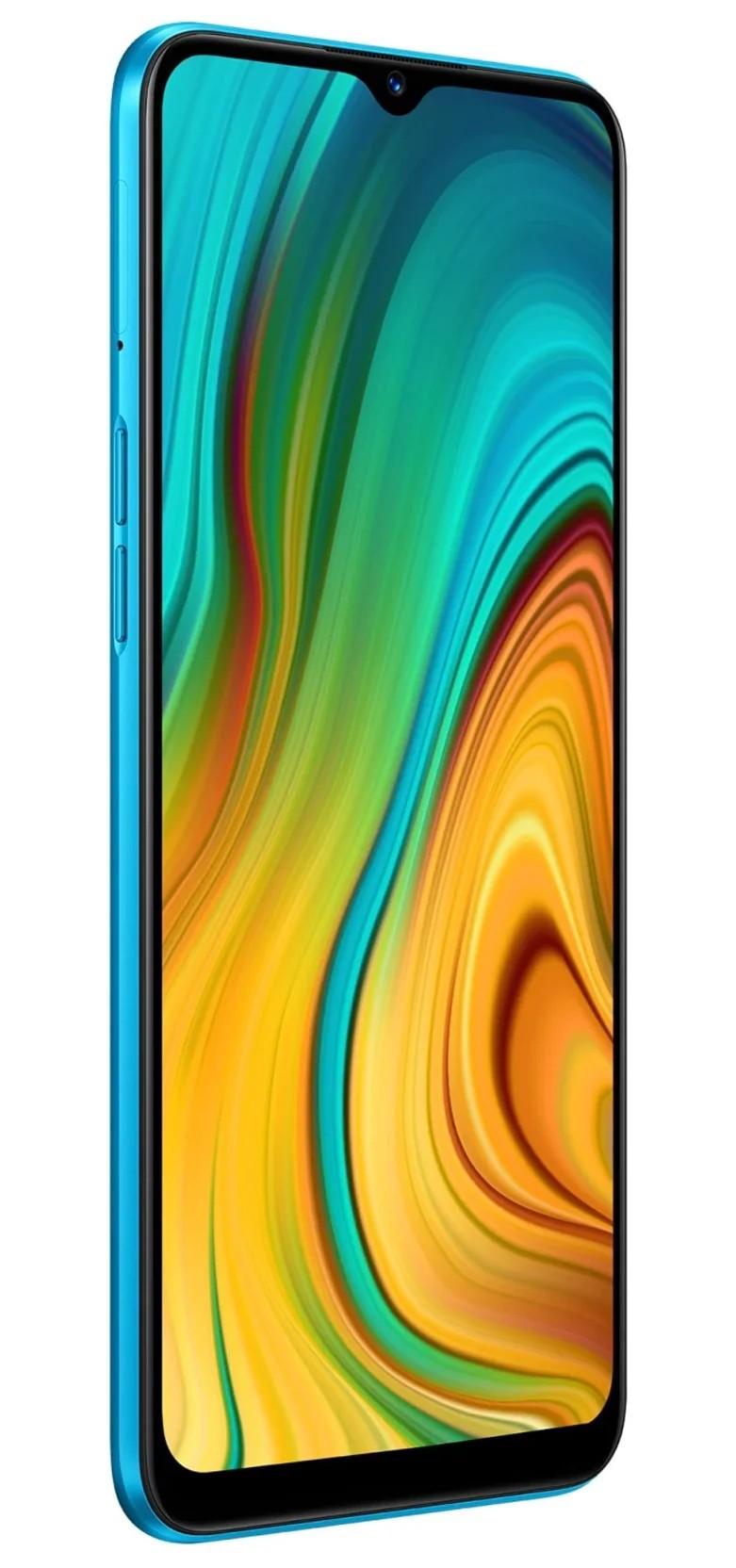 Realme C3 3/32Gb BLUE - 3