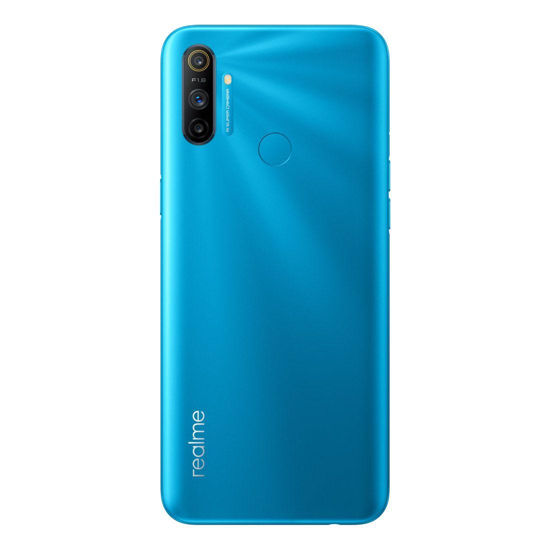Realme C3 3/32Gb BLUE - 4